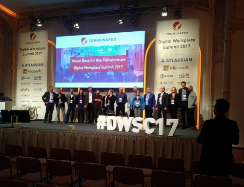 Digital Workplace Summit 2017 in Köln