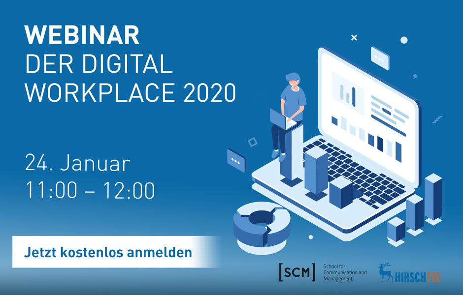 Webinar Digital Workplace 2020