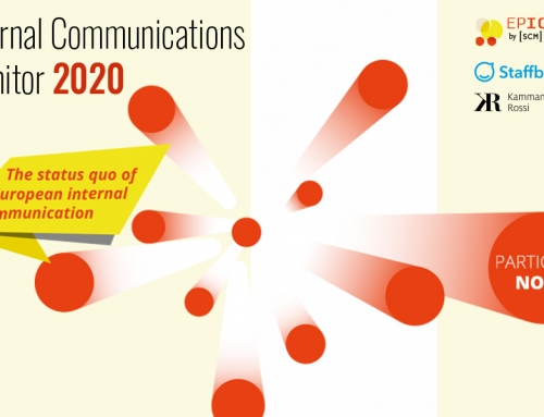 Internal Communications Monitor 2020 – die Studie zum Status quo der internen Kommunikation in Europa