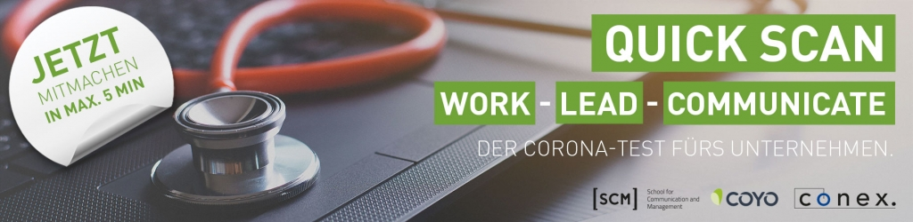 Quick Scan: Work-Lead-Communicate