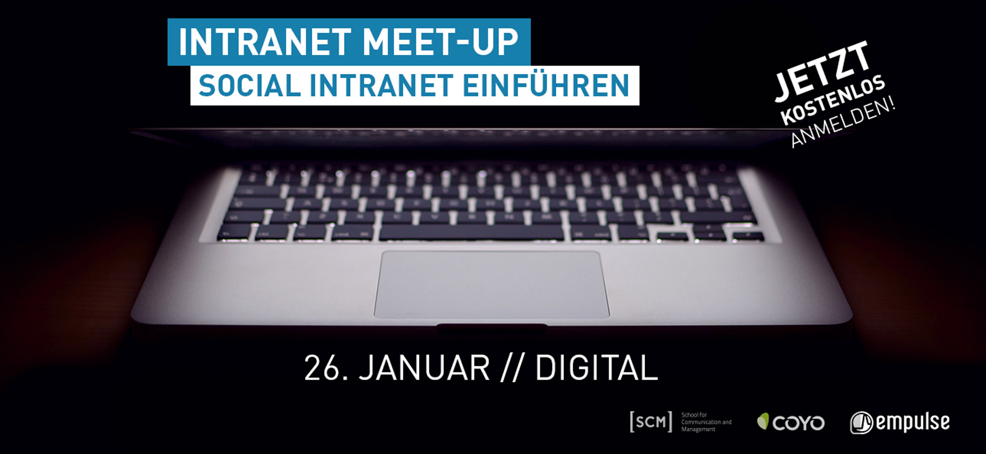 Intranet Meet-up: Social Intranet einführen