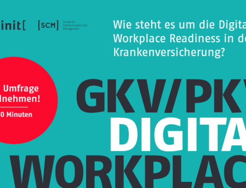 Digital Workplace Readiness in Krankenversicherungen (GKV/PKV)