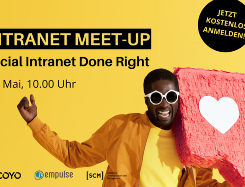 Intranet Meet-up: Social Intranet Done Right