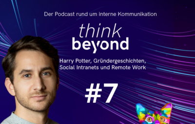 thinkBEYOND #7 Jan Marius Marquardt, COYO