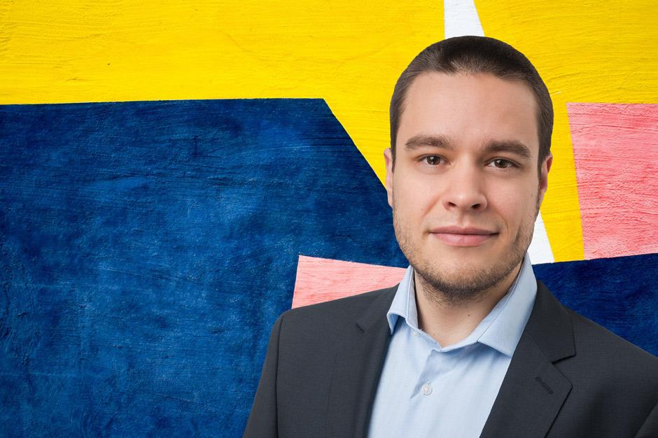 Chefredakteur Philipp Bahrt im Podcast si:cast zu Gast