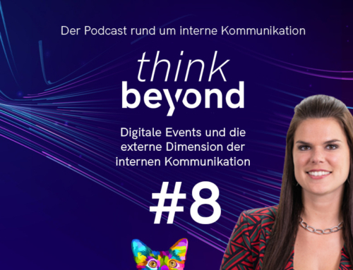 #8 Digitale Events und die externe Dimension der internen Kommunikation