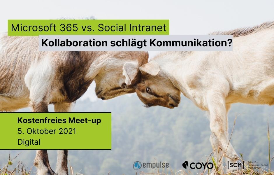 Meet-up Oktober 2021